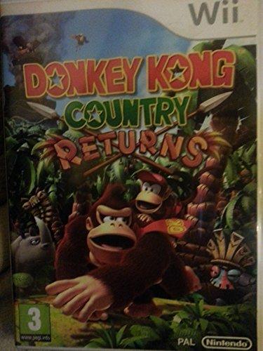 Preisvergleich Produktbild Donkey Kong Country Returns - Wii