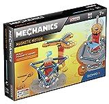Geomag- Mechanics Gioco di Costruzioni Magnetico, Multicolore, 761