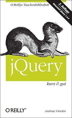 jQuery - kurz & gut
