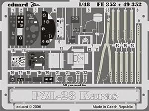 Eduard Accessories fe35230502000PZL de 23Karas para Mirage Montar