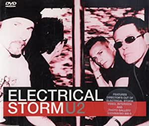 U2 : Electrical Storm [DVD Single]