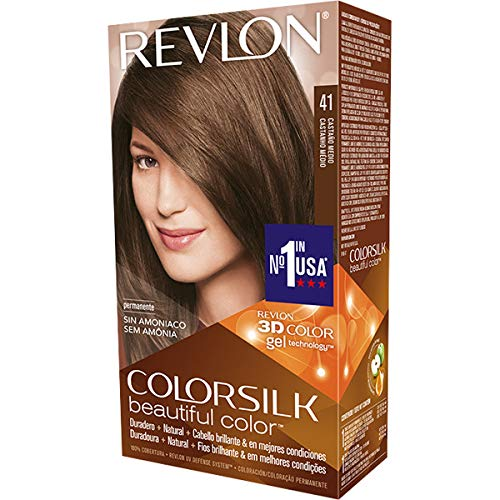 Revlon Colorsilk Haircolor #41 Medium Brown 4N (Haarfarbe)