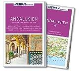MERIAN momente Reiseführer Andalusien: Mit Extra-Karte zum Herausnehmen - Pablo Santiago Chiquero