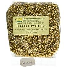 Cotswold Elderflower Tea 50 g (Pack of 10)
