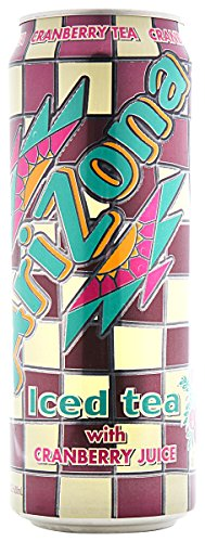 arizona-iced-tea-with-cranberry-juice