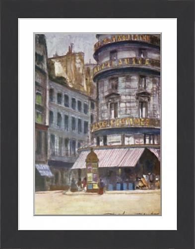 framed-print-of-la-samaritaine
