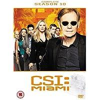 CSI Miami: The Complete Season 10