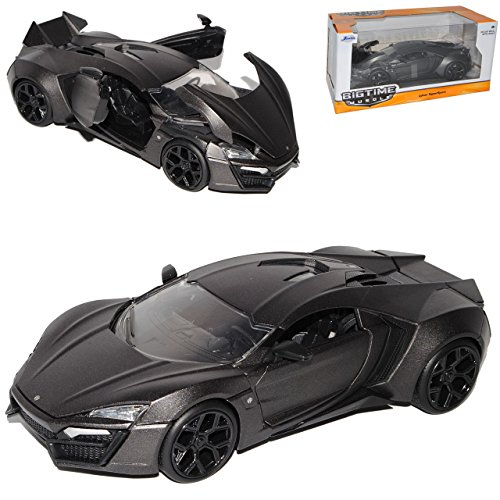 w-motors-lykan-hypersport-coupe-matt-schwarz-the-fast-and-the-furious-7-1-24-jada-modell-auto-mit-in