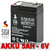 Siga Gel-Batterie