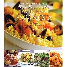 100 Recetas de Cocinas Española (Spanish Edition)