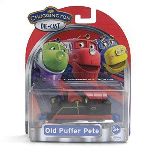 Image of Chuggington Diecast Old Puffer Pete
