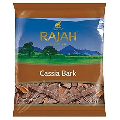 Rajah Cassia Bark Cinnamon, 50 g by Rajah