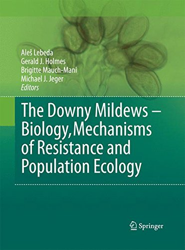 the-downy-mildews-biology-mechanisms-of-resistance-and-population-ecology
