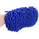 #6: EASY4BUY Car Washing Sponge with Microfiber Washer Towel Duster for Cleaning Car. Bike Vehicle (Color May Vary) (1)