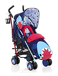 Cosatto Supa Stroller - Big Fish (Ct3328)