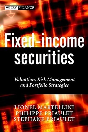 Fixed-income Securities: Valuation, Risk Management and Portfolio Strategies (The Wiley Finance Series) by Lionel Martellini (2003-05-28)