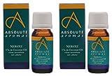 (2 Pack) - Absolute Aromas - Neroli 5% Oil   10ml   2 PACK BUNDLE