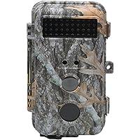 DIGITNOW! 60° Weitwinkel, kabellose getarnte Outdoor Überwachungskamera Wildkamera – 16 MP / 0,6 Sekunden Auslösezeit / Bewegungsmelder Full HD 3.0 …