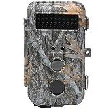 DigitNow! 16MP 1080 HD impermeabilizza la macchina fotografica di Digitahi & la videocamera di sorveglianza con la versione infrarossa di notte fino a 65ft nello schermo di 2.4''LCD & 40pcs IR LED Wildlife Hunting & Scouting Camera