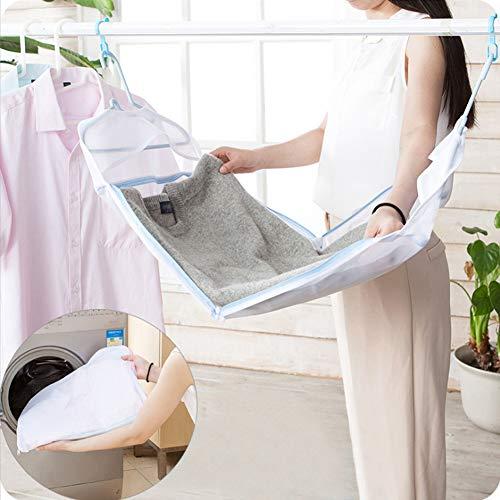 Rost Kleidungsstück (Mesh Waschen und Waschen Sie einen Wäschesack, schützen Sie die besten Kleidungsstücke in der Waschmaschine, öffnen und trocknen Sie sie direkt nach dem Waschen, waschbare Hemdmantel-Unterwäscheschuhe)