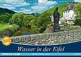 Bäche, Flüsse, Seen - Wasser in der Eifel (Wandkalender 2020 DIN A4 quer): Ein Landschaftskalender mit einer jahreszeitlichen Auswahl von Bächen, ... (Monatskalender, 14 Seiten ) (CALVENDO Natur) -