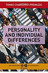 Personality and Individual Differences (Textbooks in Psychology) (BPS Textbooks in Psychology) Paperback