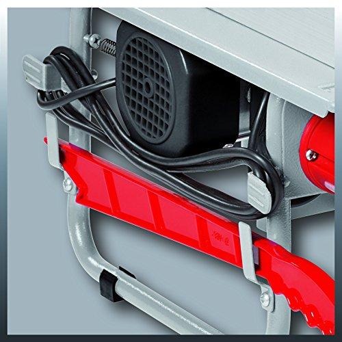 Einhell Tischkreissäge TC-TS 820 (800 W, Sägeblatt-Ø 200 mm, max. Schnitthöhe 45 mm, Tischgröße 500 x 335 mm) - 3