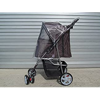 A RAINCOVER for dog stroller Foxhunter Pet Buggy/Pushchair/Pram for Dogs & Cats 51Yk9 otFmL