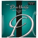 Dean Markley 2604A ML 45-105, NickelSteel Bass Saiten