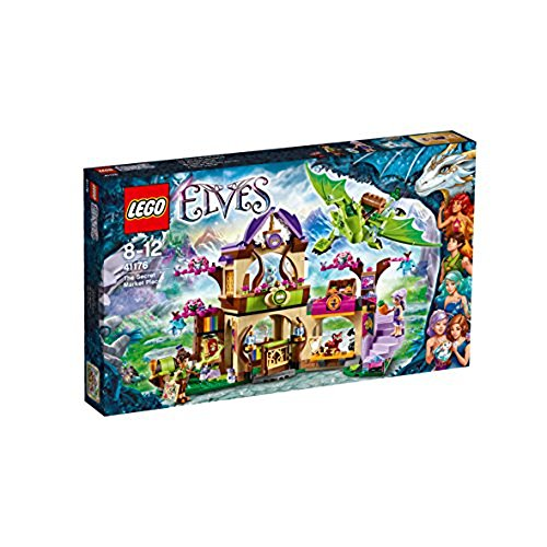 Lego Elves - Set Mercado Secreto 41176