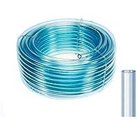 Kraftstoffschlauch Spritschlauch 5mm PVC Diesel Aquarium Wasserschlauch 5m Schläuche Luftschlauch Gartenschlauch