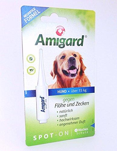 Amigard Spot-On Hund über 15 kg 4 ml