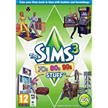 The Sims 3: 70S, 80S And 90S Stuff [Importación Inglesa]