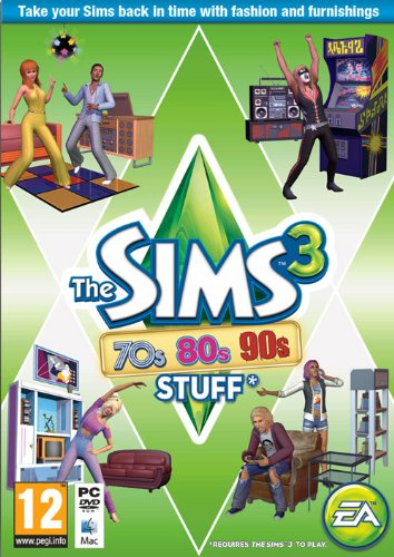 PCCD THE SIMS 3 : 70S, 80S & 90S STUFF (EXPANSION PACK) (EU)