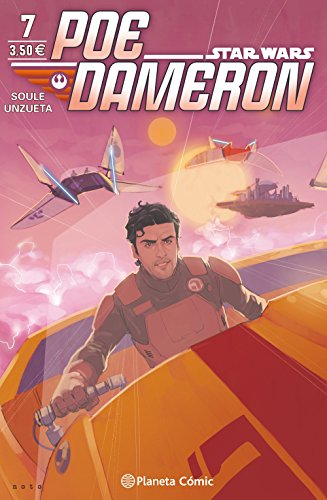 Star Wars Poe Dameron - Número 7