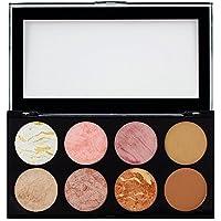 Paleta de maquillaje Ultra Blush Golden Sugar de MAKEUP REVOLUTION, 13 g