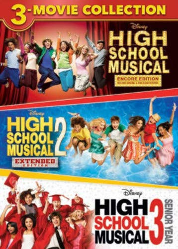High School Musical: 3-Movie Collection