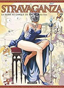 Stravaganza : La Reine au Casque de Fer Edition simple Tome 7