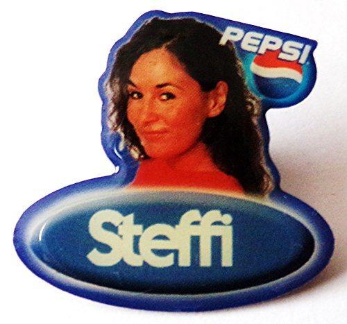 Pepsi Cola - Big Brother - Steffi - Pin 30 x 30 mm