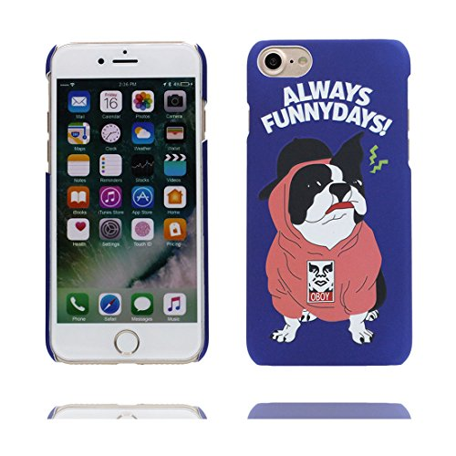 iPhone 7 Custodia, iPhone 7 Copertura, Thin Cartoon Durevole TPU Disney Carino Case Cartoon Cover Shell - [ Cartoon Ragazza , Per iPhone 7 4.7 ], Graffi Resistenti # 2