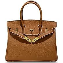 Macton brikin, en cuir véritable femmes sac bandoulière ... b7264a262c1
