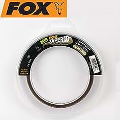 Karpfenmontage zum Karpfenangeln Karpfenvorfach zum Angeln auf Karpfen Fox Fluorocarbon Fused Leader 30lbs Vorfach Karpfenrig