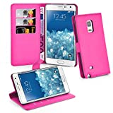 Cadorabo Case for Samsung Galaxy Note Edge in Cherry Pink
