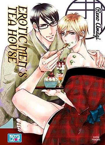 Erotic Men's Tea house - Livre (Manga) - Yaoi par Reno Amagi