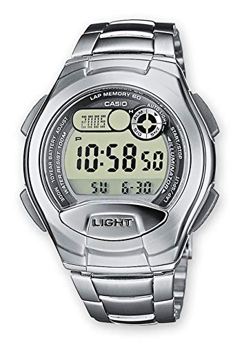 Montre Mixte Casio Collection W-752D-1AVES