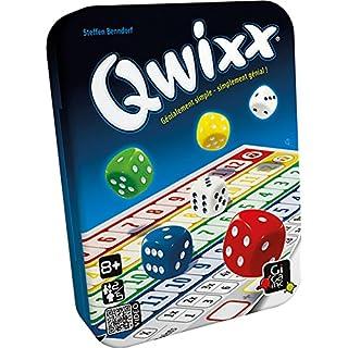Gigamic Jeu de société-Qwixx, JNQX