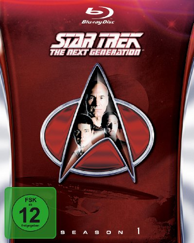 Star Trek - Next Generation/Season 1 [Blu-ray] -