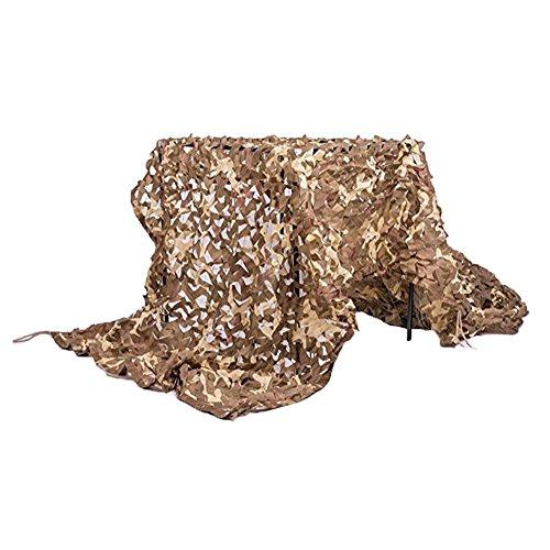 Filet d'ombrage - Cryptage Brun de Camouflage épaississant la Protection Solaire de Jardin d'usine de Fleur de Jardin de Couverture de Voiture d'isolation -Multi Multifonctions (Taille : 4x10m)