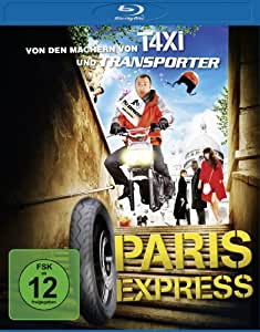 Paris Express [Blu-ray]