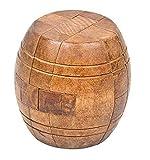 Wine Barrels Kong Ming Lock Set geistige Rätsel frühe Erziehung Spielzeug für alle Altersgruppen , 2